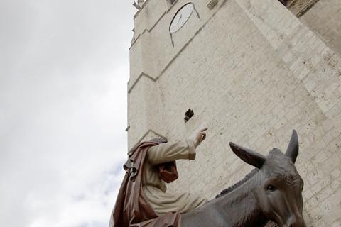 Domingo de Ramos (Procesión de la Borriquilla)